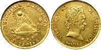 4 Escudo Bolivien Gold