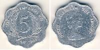 5 Cent  Aluminium