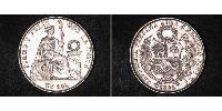 1 Sol Peru Silver