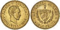 5 Peso Cuba Oro