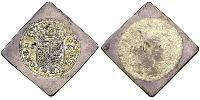 25 Stuiver Kingdom of the Netherlands Silver