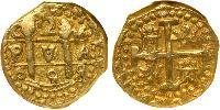 2 Escudo Peru Gold Charles II of Spain (1661-1700)