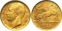 100 Franc Albania Gold