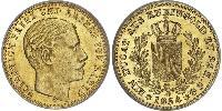 1 Дукат Великое герцогство Баден (1806-1918) Золото Фридрих I (великий герцог Баденский) (1826 - 1907)
