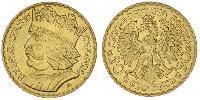 20 Zloty Second Polish Republic (1918 - 1939) Gold