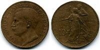 10 Centesimo Kingdom of Italy (1861-1946) Copper