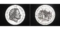 25 Gulden Netherlands Antilles (1954 – 2010) Silver