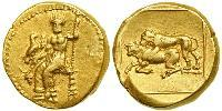 2 Daric Antikes Griechenland (1100BC-330) Gold