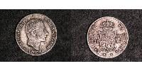 10 Centesimo Philippines Silver
