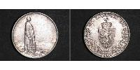 1 Krone Norway Silver
