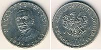 100 Zloty Repubblica Popolare di Polonia (1952-1990) Rame-Nichel