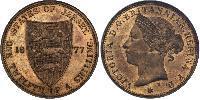 1/12 Shilling Jersey Bronze