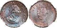 1 Farthing Ireland (1922 - ) Copper