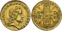 1/4 Guinea Kingdom of Great Britain (1707-1801) / United Kingdom (1707 - ) Gold George I (1660-1727)