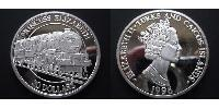 20 Dollar Turks- und Caicosinseln Silber Elizabeth II (1926-)