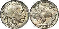 1 Nickel USA (1776 - ) Copper-Nickel