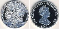1 Krone  Argent