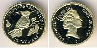 25 Dollar Cook Islands Gold