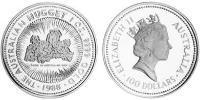 100 Dollaro Australia (1939 - ) Oro