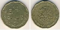 50 Centavo United Mexican States (1867 - )