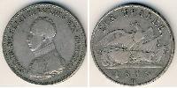 1 Талер Пруссия (королевство) (1701-1918) Серебро