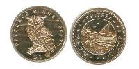 1 Dólar Eritrea Cobre-Níquel