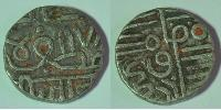 1 Kori Ancient India / Navanagar (1570 - 1850) Biglione Argento