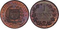 1 Penny South Africa Bronze