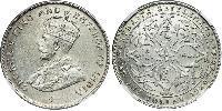 1 Dollar Straits Settlements (1826 - 1946) Silver George V of the United Kingdom (1865-1936)