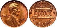 1 Cent USA (1776 - ) Bronze Abraham Lincoln (1809-1865)