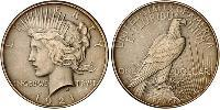 1 Dollar USA (1776 - ) Silver-Copper