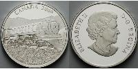 1 Dollar Kanada Silber Elizabeth II (1926-)