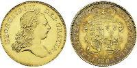 5 Guinea Kingdom of Great Britain (1707-1801) Gold George III (1738-1820)