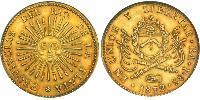 8 Escudo Argentine Republic (1861 - ) Gold