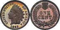 1 Cent Vereinigten Staaten von Amerika (1776 - ) Stahl