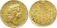 1/2 Guinea Kingdom of Great Britain (1707-1801) Gold George I (1660-1727)