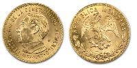 1 Ounce United Mexican States (1867 - ) Gold