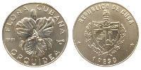 1 Peso Cuba Cuivre-Nickel