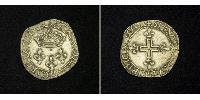 2 Соль Королевство Франция (843-1791) Серебро