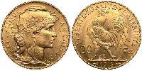 20 Franc France Or