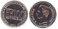 100 Bolivar Venezuela