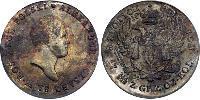 5 Zloty Royaume du Congrès (1815-1915) Argent Alexandre I (1777-1825)