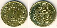5 Cent Guyana