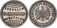 5 Reichsmark Impero tedesco (1871-1918) Argento