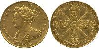 5 Guinea Kingdom of England (927-1649,1660-1707) Gold Anne (1665-1714)