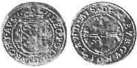 1 Shilling Alsazia Argento Leopoldo V d