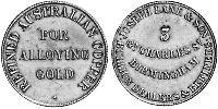 1/2 Penny Australia (1788 - 1939) Cobre