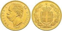50 Lira Kingdom of Italy (1861-1946) Gold