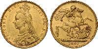 1 Sovereign Ôstralie (1788 - 1939) Or Victoria (1819 - 1901)