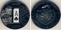 1 Dólar Palaos